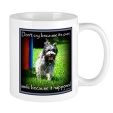Smile because it happened Mug