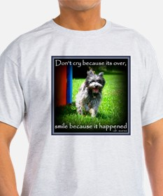 Smile because it happened T-Shirt