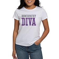 Homeopathy DIVA Tee
