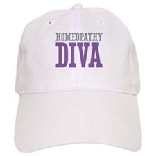 Homeopathy DIVA Baseball Cap