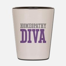 Homeopathy DIVA Shot Glass