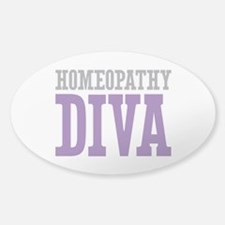 Homeopathy DIVA Decal