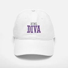 HTML DIVA Baseball Baseball Cap