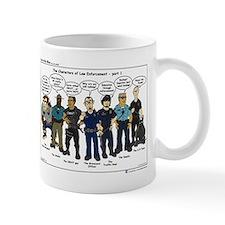 Characters of LE part 1 Mug