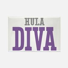 Hula DIVA Rectangle Magnet