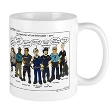 Characters of LE part 1 Mugs