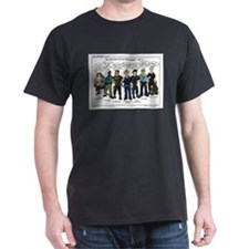 Characters of LE part 1 T-Shirt