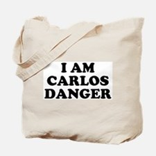I Am Carlos Danger Tote Bag