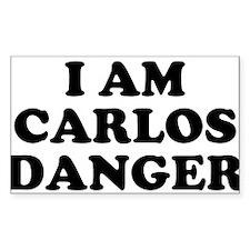 I Am Carlos Danger Decal