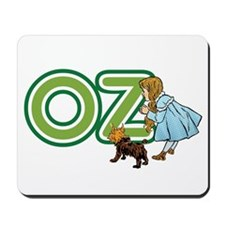 Vintage Wizard of Oz, Dorothy, Toto, Text Design M
