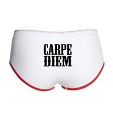 Carpe Diem Women's Boy Brief