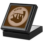 Sloth Keepsake Box