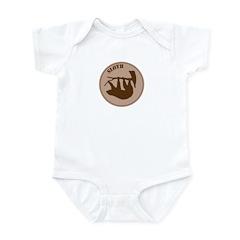 Sloth Infant Bodysuit