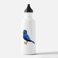 Blue Finch Water Bottle