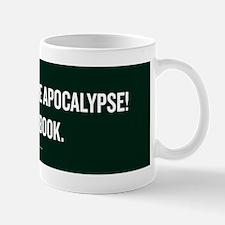 Stop Zombies, Read Mug