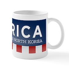 Better Than North Korea Mug