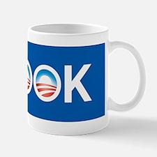 Obama Crook Mug