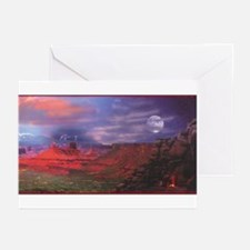 Campfire & Storm Greeting Cards (Pk of 10)