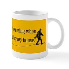 Bigfoot Proofing Mug