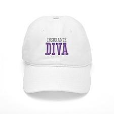 Insurance DIVA Baseball Cap