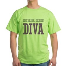 Interior Design DIVA T-Shirt