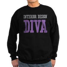 Interior Design DIVA Sweatshirt
