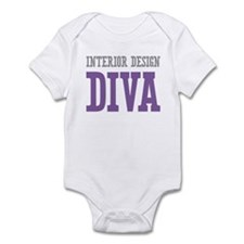 Interior Design DIVA Infant Bodysuit