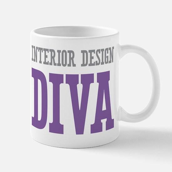 Interior Design DIVA Mug