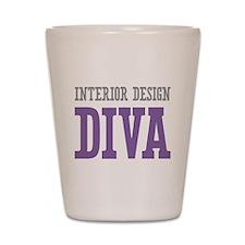 Interior Design DIVA Shot Glass