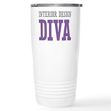 Interior Design DIVA Travel Mug