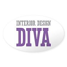 Interior Design DIVA Decal