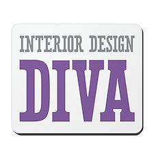Interior Design DIVA Mousepad
