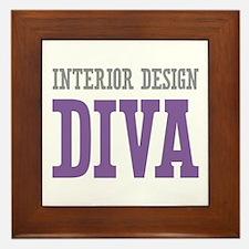 Interior Design DIVA Framed Tile
