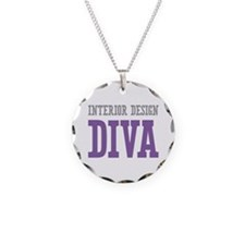 Interior Design DIVA Necklace