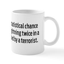 Terrorism Odds Mug
