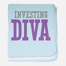 Investing DIVA baby blanket