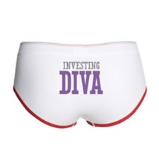 Investing DIVA Women's Boy Brief