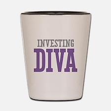 Investing DIVA Shot Glass