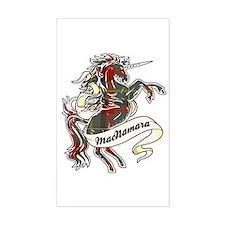 MacNamara Unicorn Decal