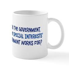 We Arent The Government Mug