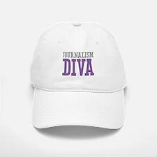 Journalism DIVA Baseball Baseball Cap