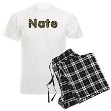 Nate Army Pajamas