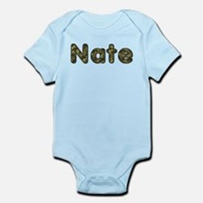 Nate Army Body Suit