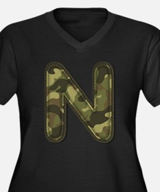 N Army Plus Size T-Shirt
