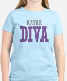 Kayak DIVA T-Shirt