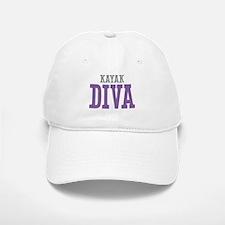 Kayak DIVA Baseball Baseball Cap