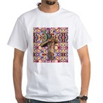 Jackson 5b White T-Shirt