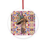 Jackson 5b Ornament (Round)