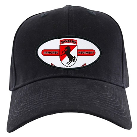 11TH ARMORED CAVALRY REGIMENT Baseball Hat