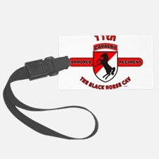 11TH ARMORED CAVALRY REGIMENT Luggage Tag